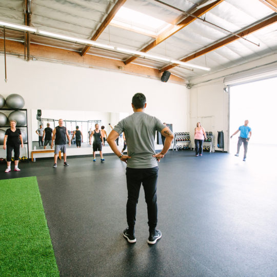 Memberships // Substance Fitness